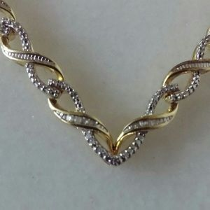 Zales 925 necklace 16inch